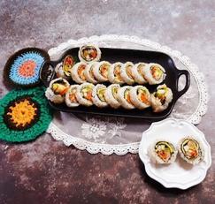 참치마요네즈 김밥 맛있게 마는법