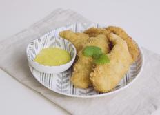 [아이반찬] 치킨텐더 (닭안심가스)