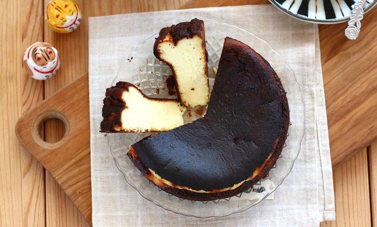 바스크 치즈케이크
