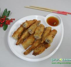 겨울간식/맛남의광장 백종원 양미리튀김