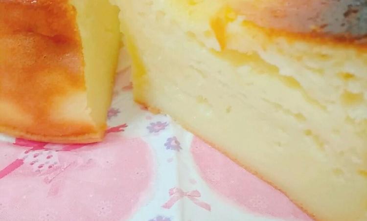 치즈 아니라 요구르트로!!맛있는 치즈케익♡