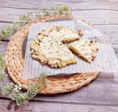 겨울철 별미 치즈 옥수수전 만들기