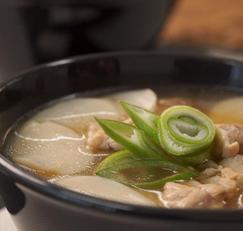닭장떡국 l 닭육수로 만든 찐한 국물이 끝내둬요~!
