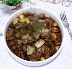 찹스테이크 만들기, 간단한 소고기요리