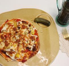 또띠아로 뚝딱!맛있는 엄마표 피자 만들기