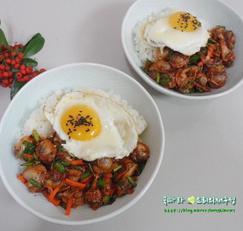 겨울제철 꼬막요리/꼬막비빔밥