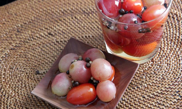 과일로 만드는 피클 : 과일 피클 / Fruit pickles