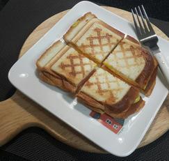 초오~간단 샌드위치~*
