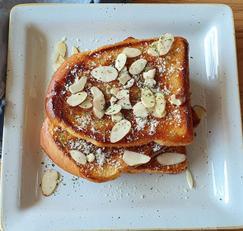 바삭 토스트 초간단 토스트 만들기