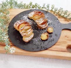 아코디언 감자 만들기 에어프라이어 요리로 손쉽게
