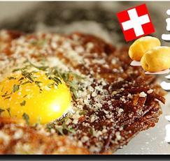 스위스 감자전 뢰스티 색다른 감자요리