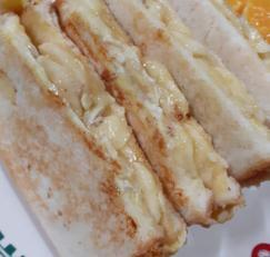 바나나 에그 토스트 # 디저트 # 간식