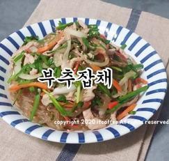 부추잡채 만드는법 :: 돼지고기부추잡채, 담백하고 깔끔한맛으로 만드는 잡채~느끼하지 않아요^^