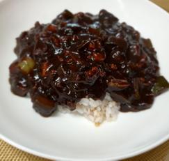 중국집보다 맛있는 춘장으로 짜장만들기