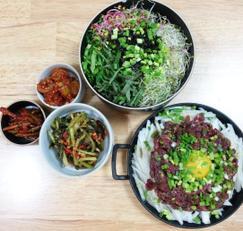 육회만들기 육회비빔밥 양념도 쉬워