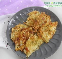 한식 디저트/치즈 감자채전