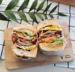 베트남 반미 샌드위치 만들기, 두가지 소스로 더 맛있게!! :)