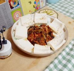 #참치통조림요리 #열무김치요리 #열무김치참치볶음만들기 #열무김치참치볶음과 두부
