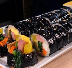 눈물나게 맛있는 김밥 만들기