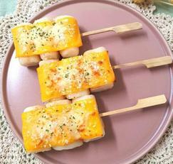 설빙에서 먹던 치즈가래떡구이 만들기