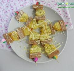 홈파티메뉴 초간단 핑거푸드/파인애플꼬치