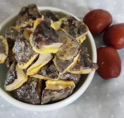 표고버섯 요리/ 전/ 표고버섯 전