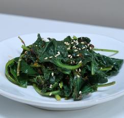 밥도둑 취나물 맛있게 무치기~ 비빔밥 해먹고 싶은 맛! 나물이 이렇게 맛있어도 되는거야?