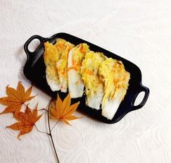배추전 만드는법 배추부침개 맛있는 전요리