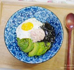 아보카도 명란마요 비빔밥 10분 초스피드 레시피