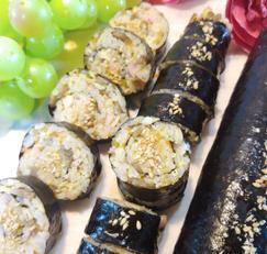 초간단 김밥♥있는 재료만으로도 피크닉의 맛을 즐겨요~