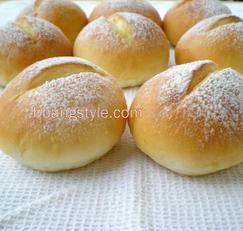 홈베이킹의 묘미, 손반죽으로 만드는 발효빵, 요구르트 통밀빵 만들기에요
