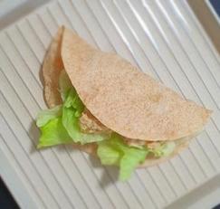 간단하게 만드는 아이들 영양 간식!참치 또띠아
