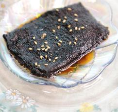 김장아찌 오래 두고 먹을 수 있는 반찬 만들기 마른 김요리