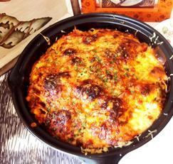 #폰타나 #볼로네제파스타소스 #치즈오븐파스타만들기 #토마토소스만으로도 맛있게 만들 수 있는 치즈오븐토마토파스타!!