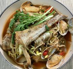 코다리조림 보다 더 맛있는 코다리매운탕 끓이기.
