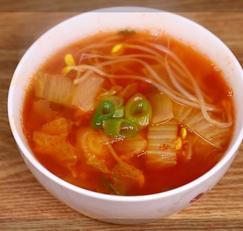 콩나물국 맛있게 끓이는 법 / 간장 소금 넣지마세요!