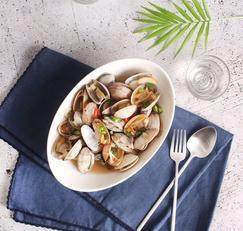 바지락찜 에어프라이어 요리로 간단하게 즐겨요!