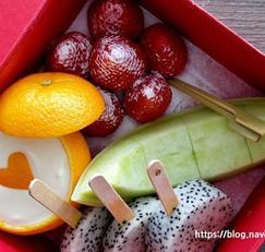 과일 도시락/ 과일상자 선물 받아 보신적 있으신가요?!