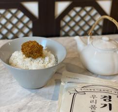 우리쌀 참드림 북어보푸라기 오차즈케