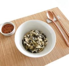시래기밥 만들기 / 시래기밥 양념장