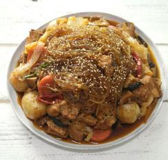 말복 음식 안동찜닭 황금레시피 안동찜닭 소스 만들기 포함입니다.