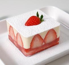 [노오븐] 딸기 티라미수