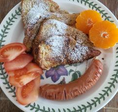 아침엔 토스트