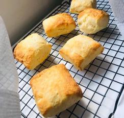 치즈 스콘 만들기