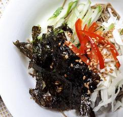 밀가루 없는 메밀국수 요리~ 메밀비빔국수 만드는법ㅣ금체질요리(태양인)