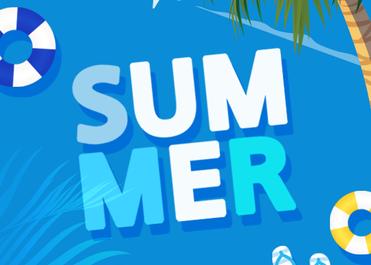 시원한 혜택을 만나보세요! 7월의 SUMMER ITEM