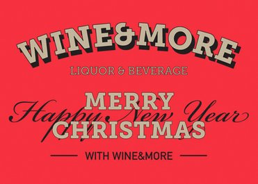 [와인앤모어] MERRY CHRISTMAS WITH WINE&MORE