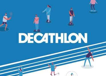 데카트론 오픈기념 스포츠 체험존