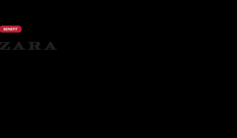ZARA 추석 프로모션 40% 할인