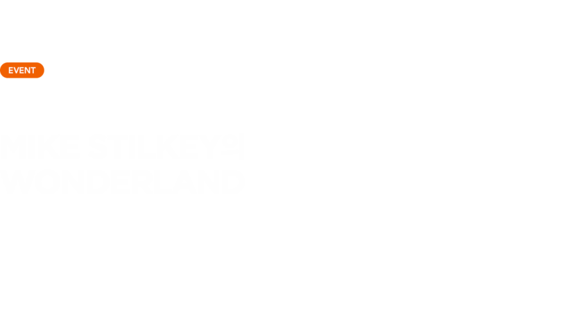 MIKE STILKEY의 WONDERLAND